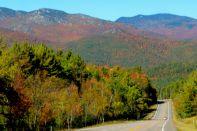 Route 9N, going toward Keene Valley